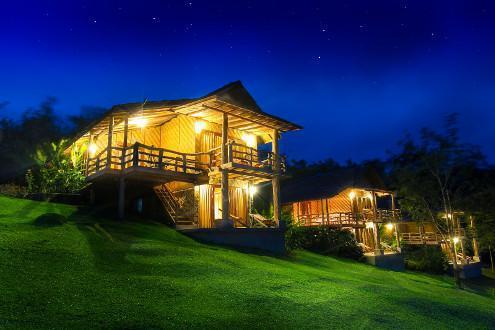 Cliff And River Jungle Resort Khao Sok National Park