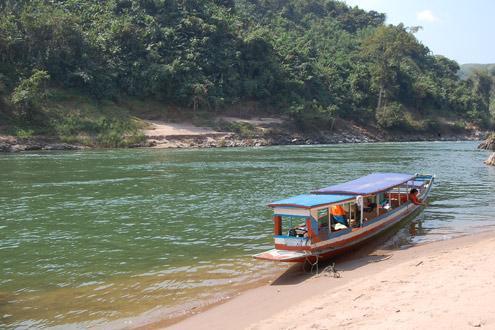 Nam Ou Boat Charter