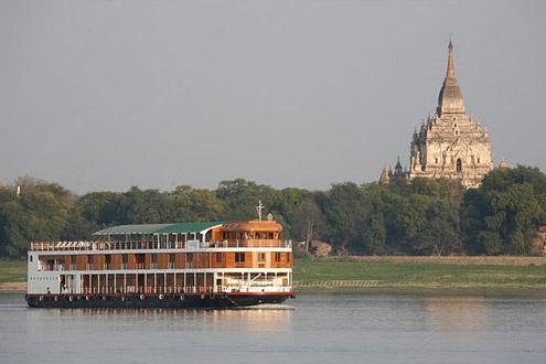 Irrawaddy River Cruises