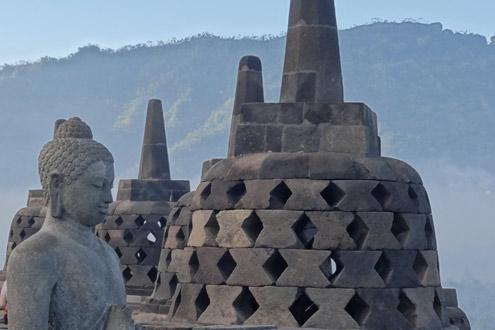 Explore the Mysteries of Borobudur