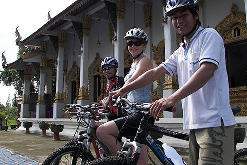 Lanna Countryside Full Day Cycle Tour