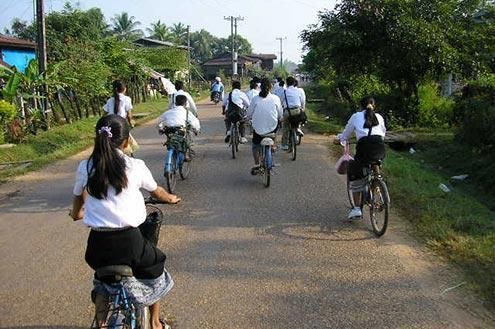 Luang Prabang Explorer Full Day Cycle Tour