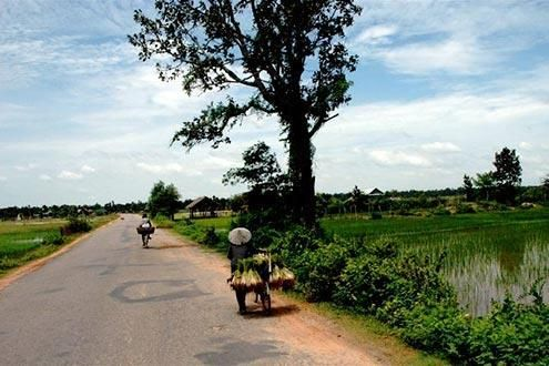 Full Day Cycling Siem Reap Countryside