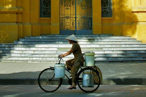 Hanoi Explorer Cycle Tour