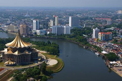 Kuching City Tour