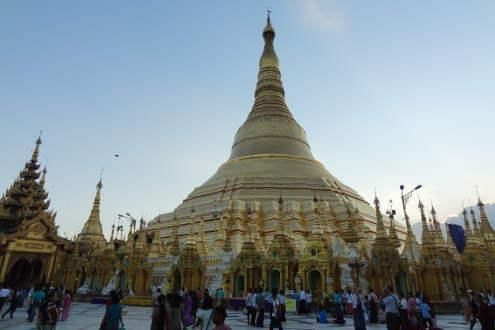 Explore Yangon on Foot