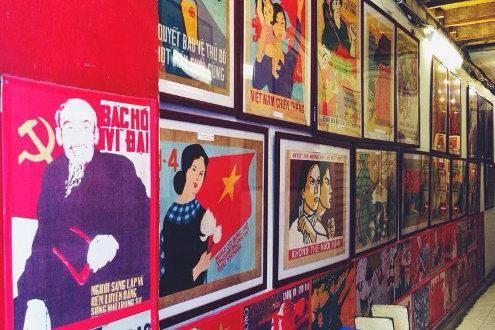 Art Tour of Saigon