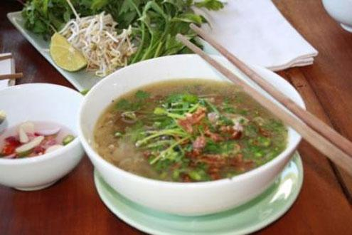 Learn to make Pho