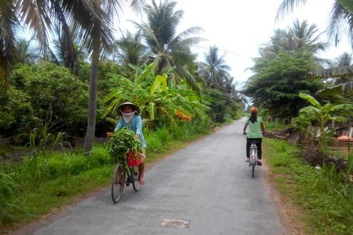 Cycle the Mekong