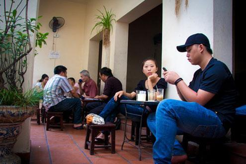 Hanoi Coffee Lovers Tour