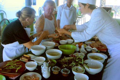 Medicinal Herb Farm with Cooking Class