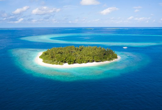 Bandos Island, The Maldives